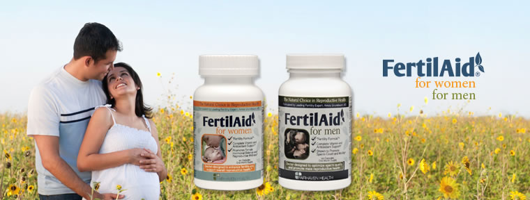 Fairhaven Health FertilAid for Men