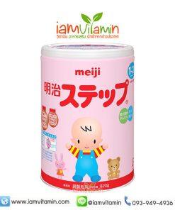 Meiji Step Milk Powder นมผงเด็ก ญี่ปุ่น
