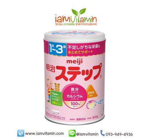 นมผงเด็ก ญี่ปุ่น Meiji Step Milk Powder