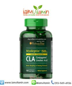 Puritan's Pride Super Strength MyoLeptin CLA