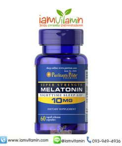 Puritan's Pride Melatonin 10mg ราคา