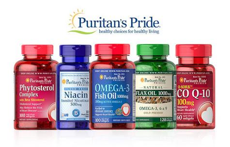 Puritan's Pride พูริแทน ไพร์ม วิตามิน อาหารเสริม คุณภาพจากอเมริกา