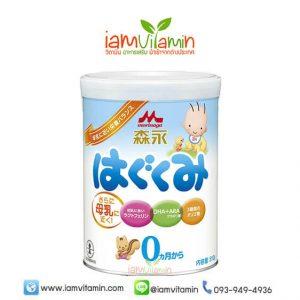 นมผงเด็ก ญี่ปุ่น Morinaga Hagukumi
