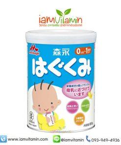 นมผงเด็ก Morinaga Hagukumi