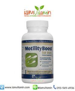MotilityBoost Sperm Motility วิตามินเพิ่มการเคลื่อนไหวของเชื้ออสุจิ