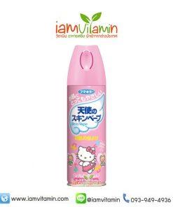 Fumakilla Skin Vape Angel Spray Kitty 200ml สเปรย์ฉีดป้องกันยุง ญี่ปุ่น