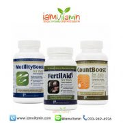 FertilAid for men+Motility boost+Count boost