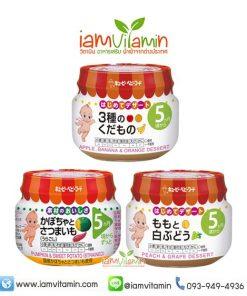 Kewpie Baby Food อาหารเด็ก อาหารเด็กสำเร็จรูป คิวพี สำหรับเด็ก 5 เดือน