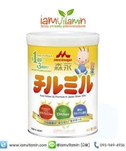 MORINAGA CHIRUMIRU MILK POWDER นมผงสำเร็จรูป โมรินากะ ชิรุมิรุ