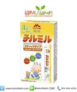 Morinaga Chirumiru Stickนมผงเด็กญี่ปุ่น ชนิดพกพา