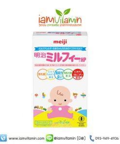 Meiji Milk Free HP stick นมผงเด็กญี่ปุ่น เมจิ เด็กแพ้นมวัว