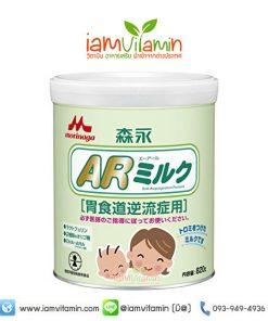 morinaga AR เด็กทารกที่มีปัญหากรดไหลย้อน