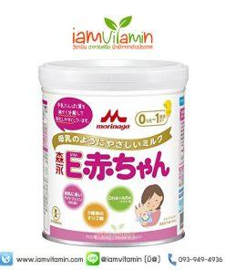 นมเด็กจากญี่ปุ่น Morinaga E-Akachan 800g