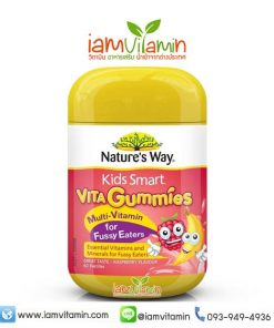 Nature's Way รุ่น Kids Smart Vita Gummies Multi Vitamin for Fussy Eaters