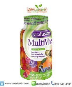 Vitafusion MultiVites Gummies