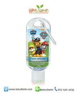 เจลล้างมือ สำหรับเด็ก Paw Patrol Hand Sanitizer 50ml