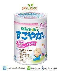 BeanStalk Healthy M1 นมผงเด็ก ญี่ปุ่น
