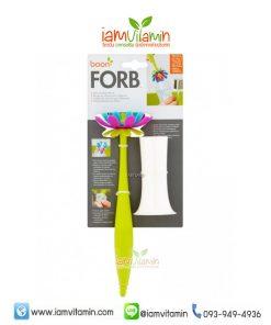 Boon FORB Silicone Bottle Brush แปรงล้างขวดนม ซิลิโคน