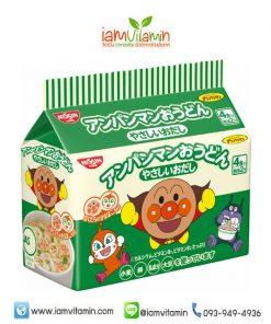 Anpanman Instant Noodles Udon มาม่าญี่ปุ่น บะหมี่กึ่งสำเร็จรูป อันปังแมน รสอุด้ง