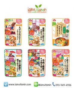 Morinaga Baby Food 120g 12m+ อาหารเด็ก สำเร็จรูป สำหรับ 12 เดือนขึ้นไป