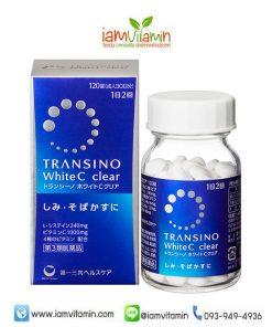 Transino White C Clear ทรานซิโน ไวท์ ซี เคลียร์
