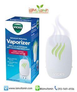 Vicks Advanced Soothing Vapors Waterless Vaporizer Baby วิคส์เครื่องทำไอระเหยแบบแห้ง