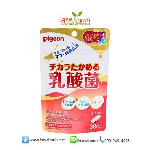 Pigeon Powerful Lactic Acid Bacteria 30 Tablets
